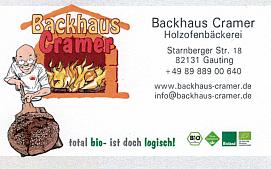 Backhaus Cramer, Gauting
