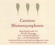 Carstens Blumensymphonie, Planegg
